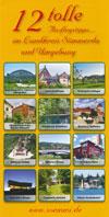 12 tolle Ausflugstipps im Landkreis Sömmerda und Umgebung