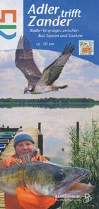 Radtour Adler trifft Zander zwischen Bad Saarow und Storkow