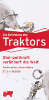 Arche Nebra - Sonderschau 2015 Die Erfindung des Traktors