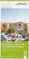 Ausflugskarte 36 Ausflugsziele im Teutoburger Wald