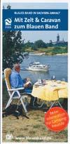 Mit Zelt und Caravan zum Blauen Band in Sachsen-Anhalt