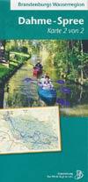 Brandenburgs Wasserregion: Dahme-Spree Karte 2
