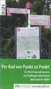 Brühl - Per Rad von Punkt zu Punkt