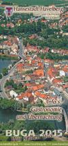 BUGA 2015 - Hansestadt Havelberg, Infos + Gastgeber