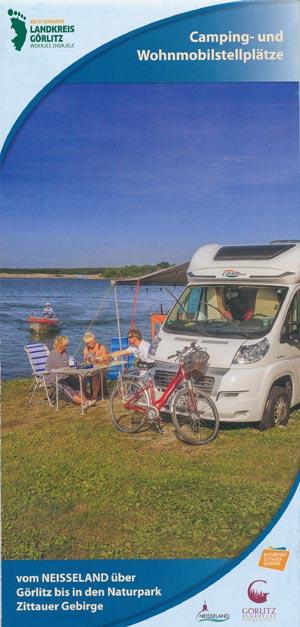Campingplätze und Wohnmobilstellplätze vom Neisseland über Görlitz bis in den Naturpark Zittauer Gebirge