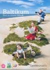 Campingkarte Baltikum - Drei in einem Urlaub
