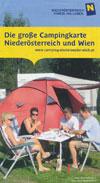 Campingkarte Niederösterreich und Wien