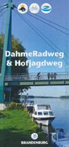 DahmeRadweg und Hofjagdweg in Brandenburg
