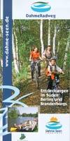 Dahme-Radweg, Infoblatt