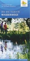 Die Dietfurter Wasserwege - Freizeitgenuss im Naturpark Altmühltal