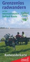 Radwanderkarte Dollard-Route