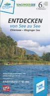 Erlebniskarte Entdecken von See zu See: Chiemsee - Waginger See