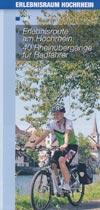 Erlebnisraum Hochrhein - Erlebnisroute, 40 Rheinübergänge für Radfahrer