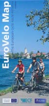 EuroVelo Map - European cycle route network