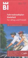 Fahrradstadtplan Bielefeld - Für Alltag und Freizeit