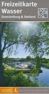 Freizeitkarte Wasser - Oranienburg und Umland