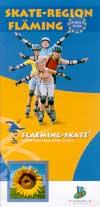 Broschüre Fläming-Skate - das 100km Skate-Erlebnis südlich von Berlin