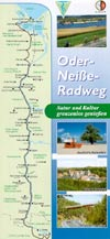 Oder-Neiße-Radweg, Flyer