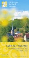 Lust auf Vielfalt - Das Fränkische Weinland auf einen Blick