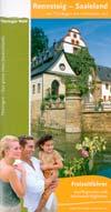 Freizeitf�hrer Rennsteig - Saaleland (Th�ringen)