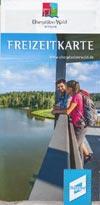 Freizeitkarte Oberpfälzer Wald in Bayern