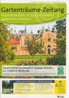 Gartenträume-Zeitung Historische Parks in Sachsen-Anhalt 2014/15