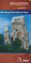 Geopark Harz - Alte Burg Osterode am Harz - Landmarke 11