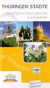 Thüringer Städte - Radfahrerfreundliche Gastgeber
