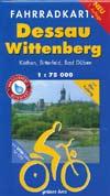 Fahrradkarte Dessau-Wittenberg 1:75.000, Grünes Herz