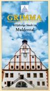 Grimma - 800jährige Stadt im Muldental