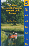 Paddeln zwischen Mecklenburgischer Schweiz und Ostsee, grünes herz
