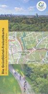 Die GrünGürtel-Freizeitkarte Frankfurt Main M 1:25.000