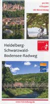 Heidelberg-Schwarzwald-Bodensee-Radweg