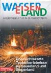 Wasser-Eisen-Land - Industriekultur in Südwestfalen - Übersichtskarte