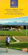 Auf dem Jakobsweg von Krumau nach Kufstein