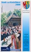 Stadt- und Kreisführer Altmarkkreis Salzwedel 2006