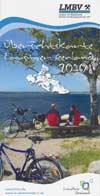 �bersichtskarte Lausitzer Seenland 2010