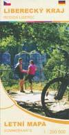 Sommerkarte Liberecky Kray