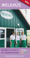 Melkh�s - Milchrastst�tten in der L�neburger Heide