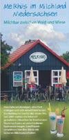 Melkhüs im Milchland Niedersachsen