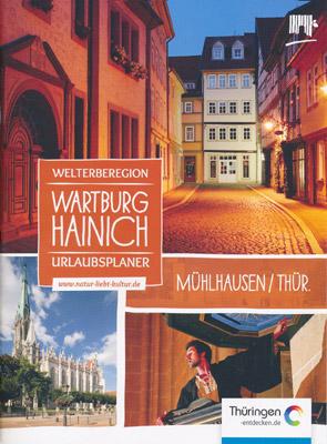 UNESCO-Weltnaturerbe Nationalpark Hainich, Warburg u.a. Gastgeberverzeichnis Mühlhausen Thüringen