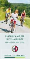 Radfahren auf der Mittellandroute von Dresden nach Zittau - D4