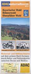 ADAC Motorradtouren MR13: Bayrischer Wald, B�hmerwald, Oberpf�lzer Wald