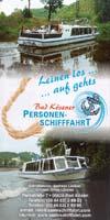 Bad K�sener Personenschifffahrt