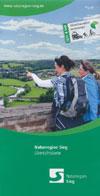 Übersichtskarte Naturregion Sieg