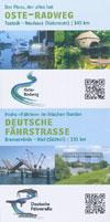 OSTE-Radweg Tostedt-Neuhaus // Deutsche Fährstraße Bremervörde-Kiel