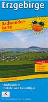 Radwanderkarte Erzgebirge M 1:100.000, Publicpress