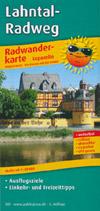 Radwanderkarte Lahntal-Radweg, Publicpress