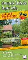 Radwanderkarte Naturpark Südheide, Celle M 1:50.000, Publicpress