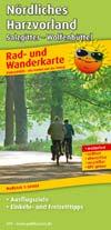 Rad- und Wanderkarte Nördliches Harzvorland, Publicpress